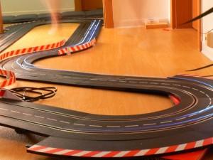 Carrera Bahn - Strecke 730 - Impressionen
