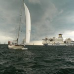 Segeltörn Hanse Sail 2014 Titelbild