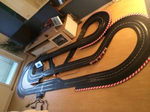 Streckenlayout 16.8m für Carrera Digital 1:32 & 1:24