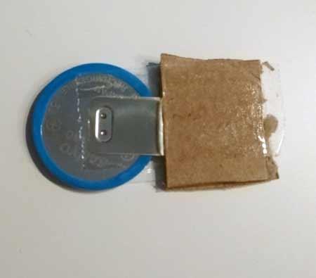das neue AKKU für den Tacktick Micro Compass: Sanyo ML2430