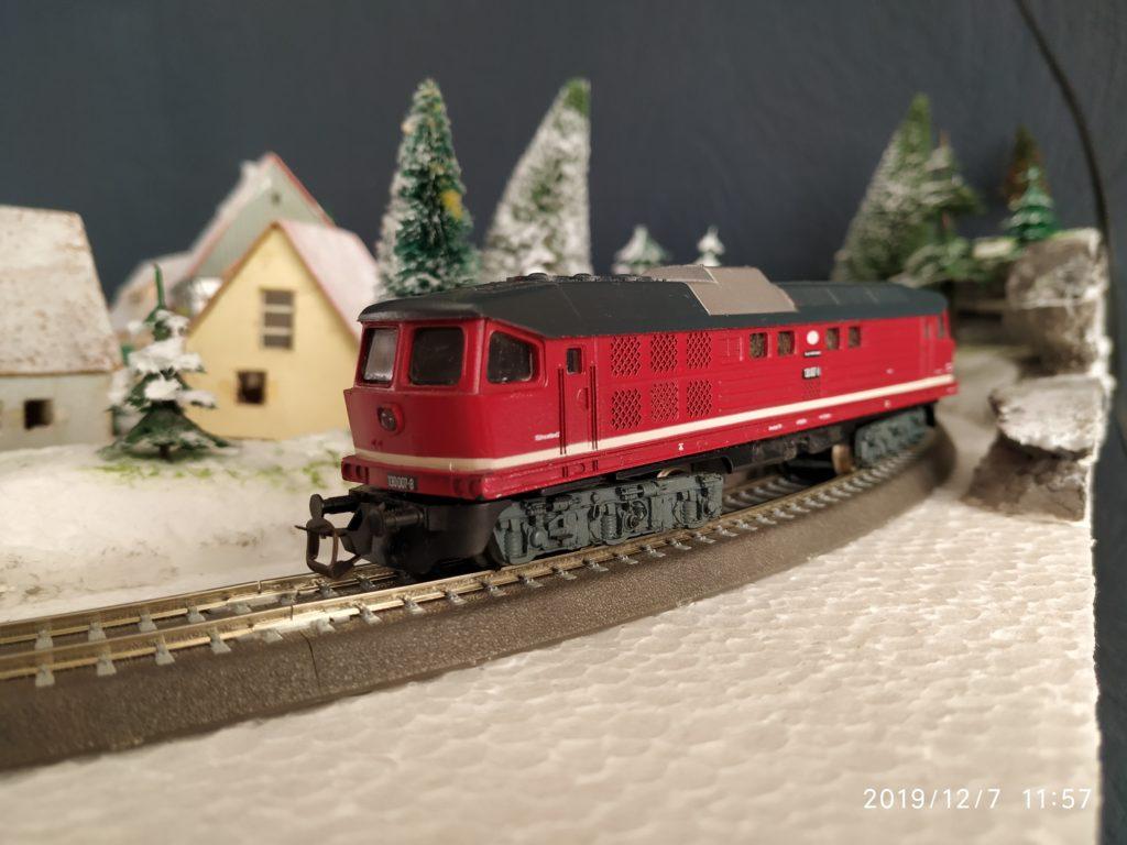 TT / BTTB Eisenbahn BR130 007-8 Ludmilla Diesellok