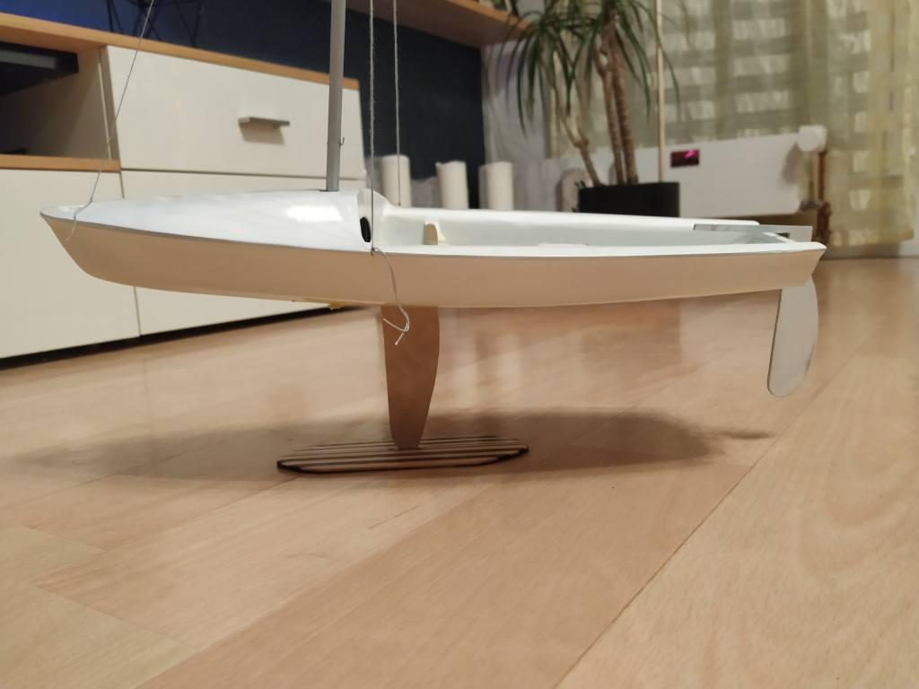 Modellboot Ständer 2
