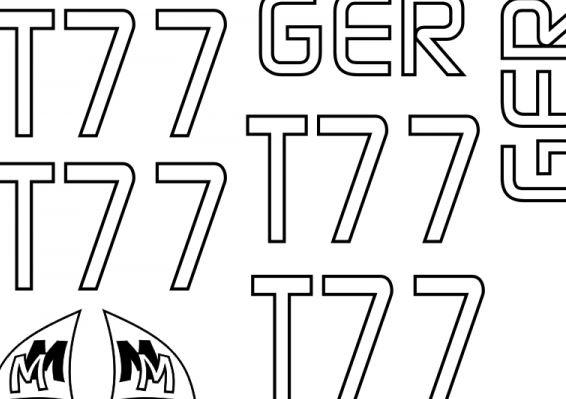 Micromagic Mm Klassenzeichen