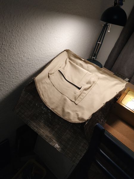 Tasche Aus Segel 15