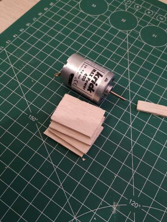 Crackerbox Rc Ausbau 1