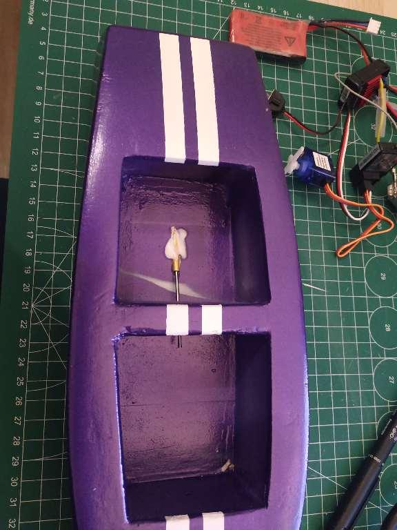 Crackerbox Rc Ausbau 3