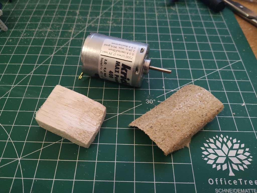 Crackerbox Rc Ausbau 7