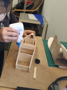 Crackerbox Rc Boot Bauen 15