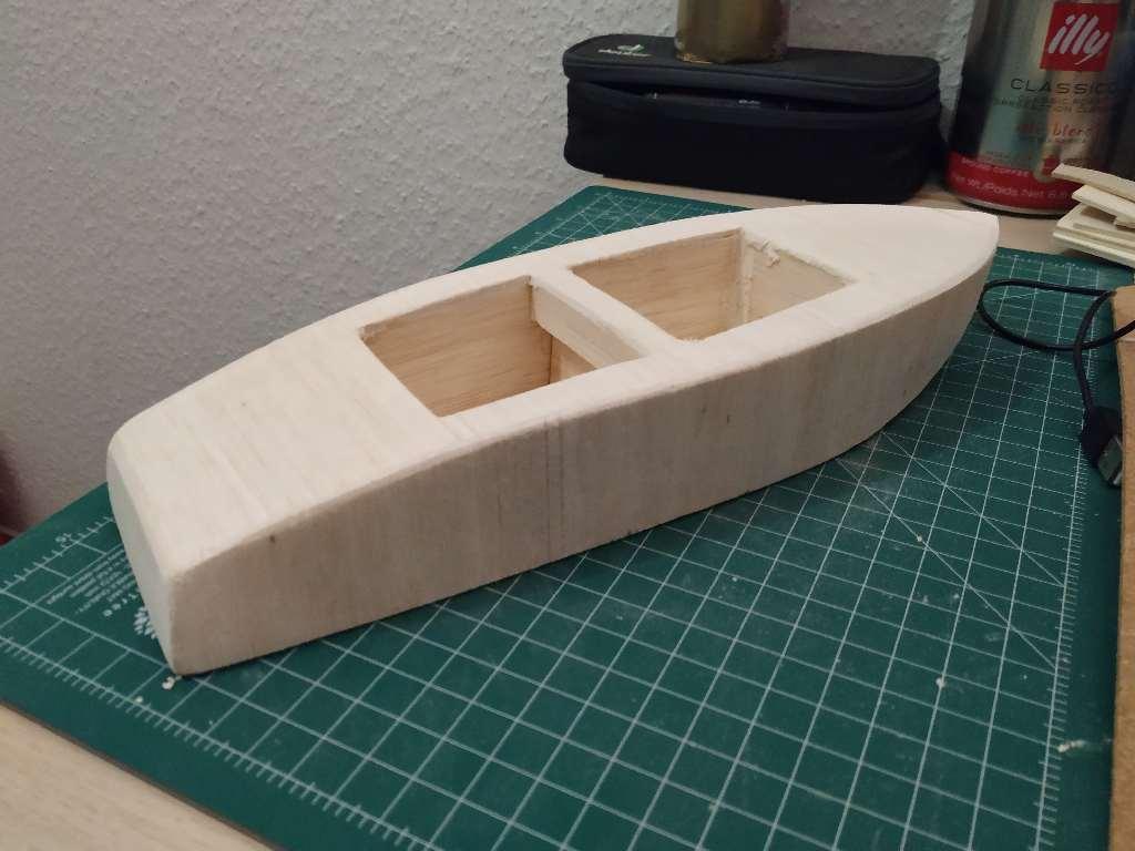 Crackerbox Rc Boot Bauen 22