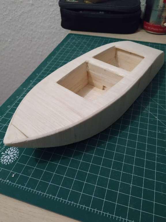Crackerbox Rc Boot Bauen 32