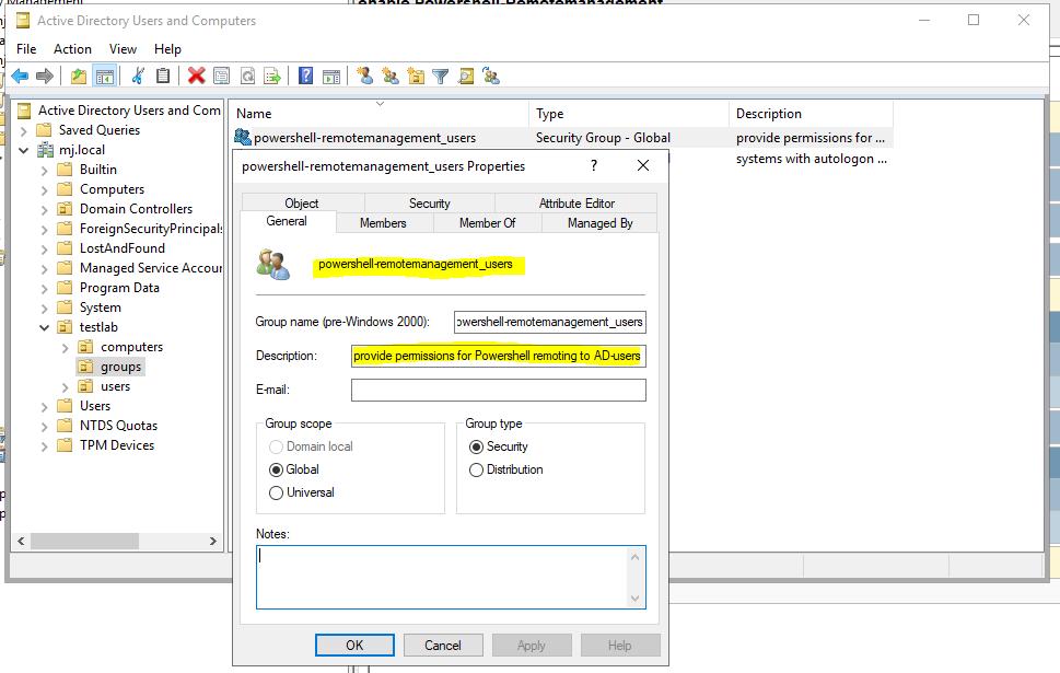 Gpo Powershell Remotemanagement 1