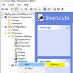 Gpo Shortcuts Verteilen 1