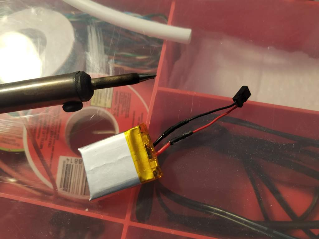 Sphero Mini Batterie Akku Tauschen 009