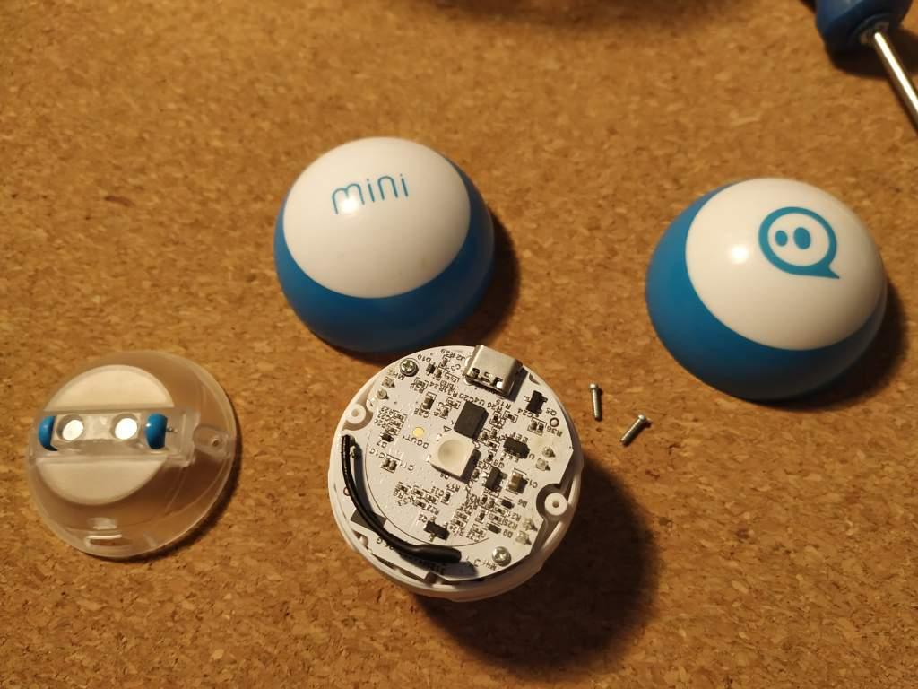 Sphero Mini Batterie Akku Tauschen 012