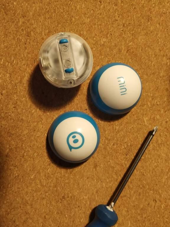 Sphero Mini Batterie Akku Tauschen 013