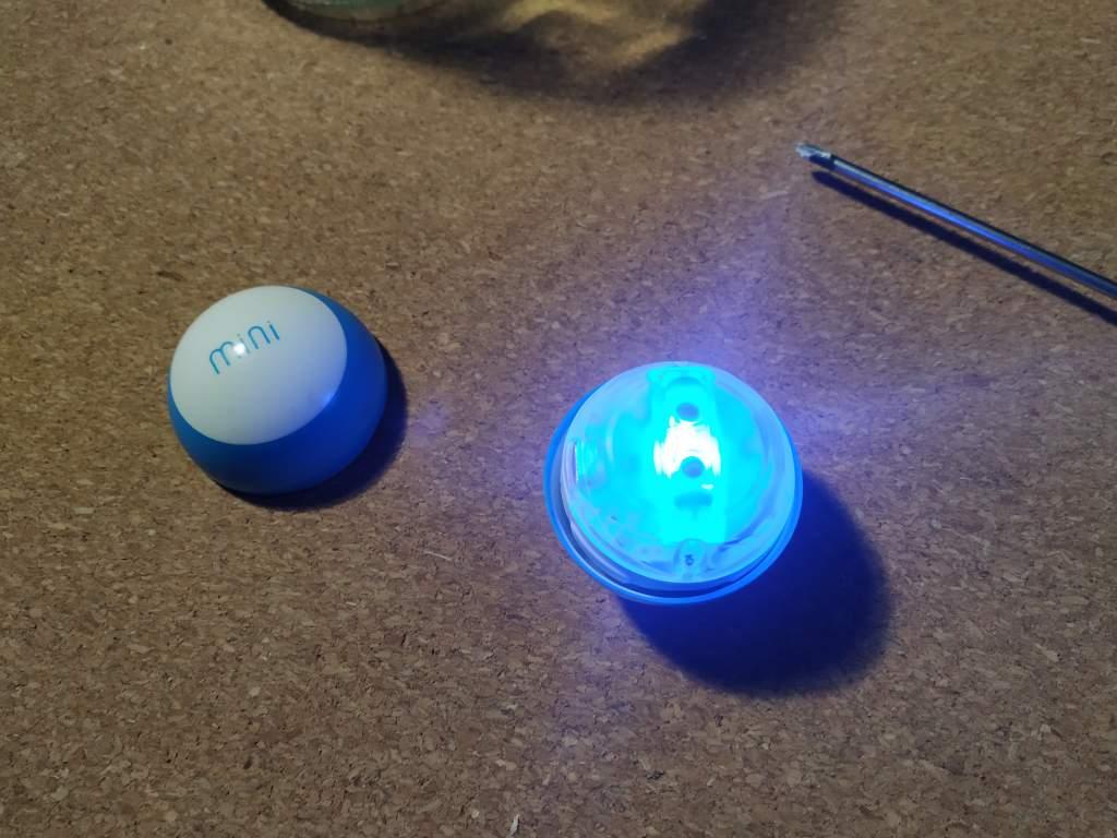 Sphero Mini Batterie Akku Tauschen 014