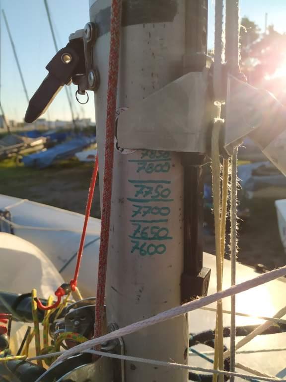 505er mastfall wantenspannung einstellen 02